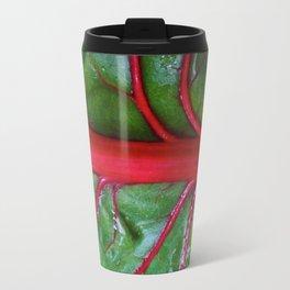 Eat Your Greens Swiss Chard  Travel Mug