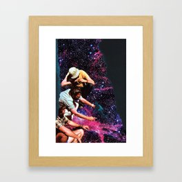 Welcome To The New World I Framed Art Print