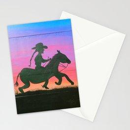 Desert Pony Stationery Cards