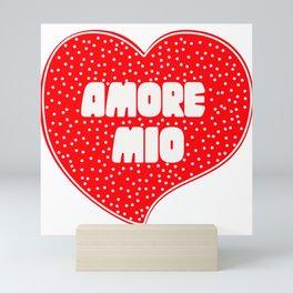 Amore Mio Mini Art Print