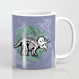 Triceratops Fossil Coffee Mug
