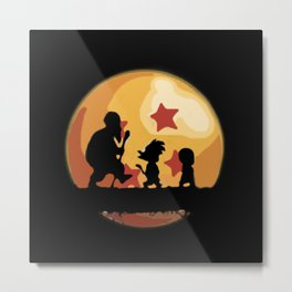Finding Dragonball Metal Print