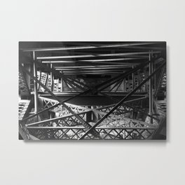 Underbridge Metal Print