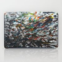 splatter iPad Cases featuring Splatter by Magma