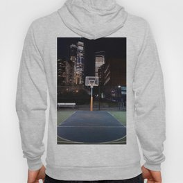 Basketball court New York City Hoody