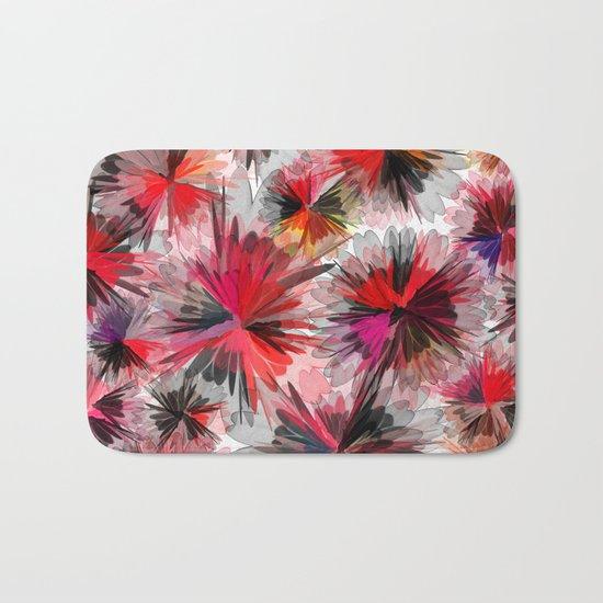 Flower carpet(33). Bath Mat