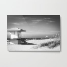 The Gather Metal Print