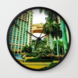 """""""Atlantis"""" Wall Clock"""