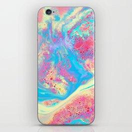Bubblegum Bubbles iPhone Skin