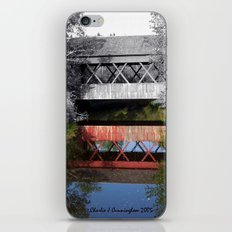 Color Reflexion iPhone & iPod Skin
