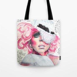 A Paper Mask Tote Bag