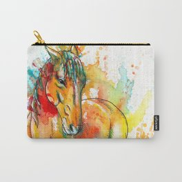The Spirit of a Horse Carry-All Pouch