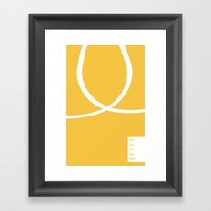You Are All You Need Framed Art Print