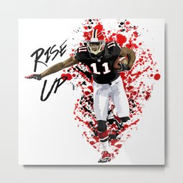 Julio Jones Metal Print