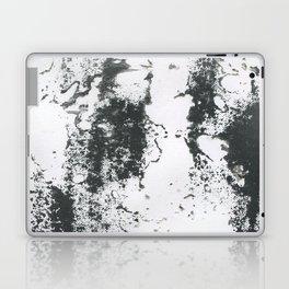 Black/white Laptop & iPad Skin