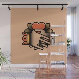 Friendship Tattoo Wall Mural