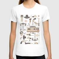 walking dead T-shirts featuring The Walking Dead by Tracie Andrews