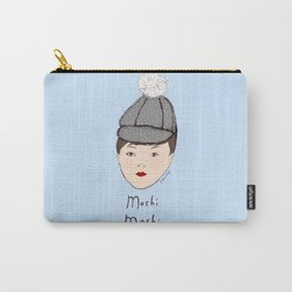 Moshi Moshi - Blue Carry-All Pouch
