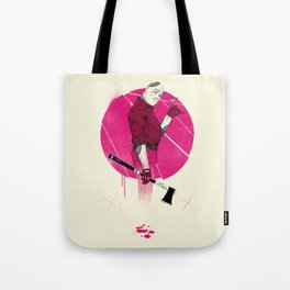 Mr Spiv Tote Bag