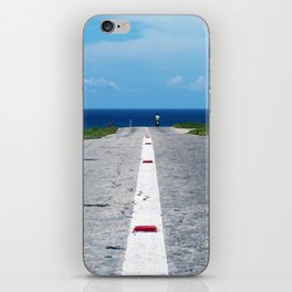 My Way iPhone Skin