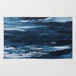 It Comes In Waves III Rug