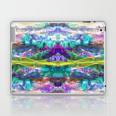 Crystal Mountains One Laptop & iPad Skin
