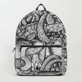 dreaming forest Backpack