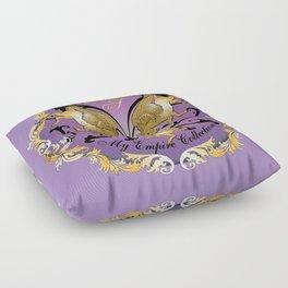 My Empire Collection Summer Set Purple Floor Pillow