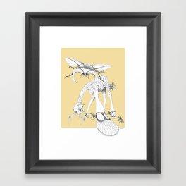 Weird & Wonderful: What bugs you? Framed Art Print
