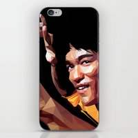 lee pace iPhone & iPod Skins featuring lee by gazonula