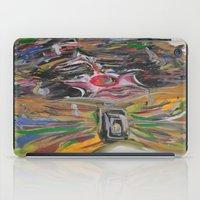 clown iPad Cases featuring CLOWN  by Loosso