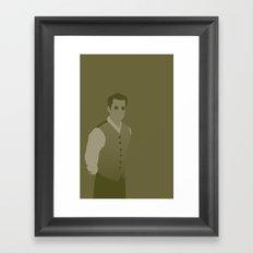 Simon Tam, Firefly Serenity Framed Art Print