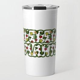 Powered by plants Travel Mug