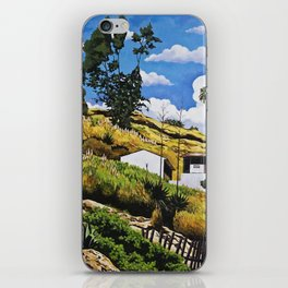 Paisaje en Picaihua iPhone Skin