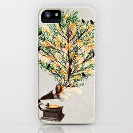 Sound of Nature iPhone Case