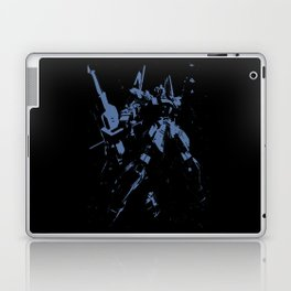 Blue GDM Laptop & iPad Skin