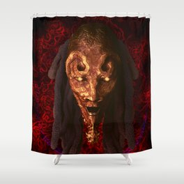 Primal Nature Shower Curtain