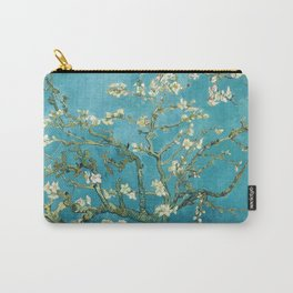 Almond Blossoms by Vincent van Gogh Carry-All Pouch