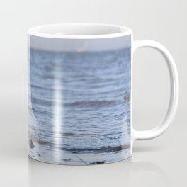 Shells in the sand 5 Coffee Mug