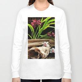 Browning Up Long Sleeve T-shirt