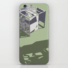 Broken Next 01 iPhone Skin