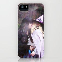 Love Transcends iPhone Case