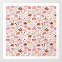 Mmm... Donuts! by kirakiradoodles