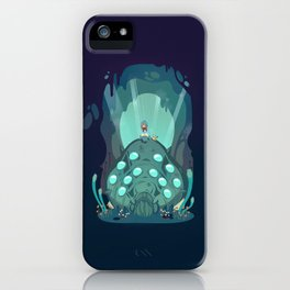 Nausicaa of the Valley of the Wind iPhone Case