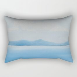 Boat II Rectangular Pillow