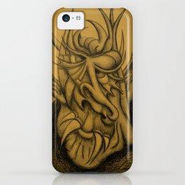Nice Demon iPhone Case