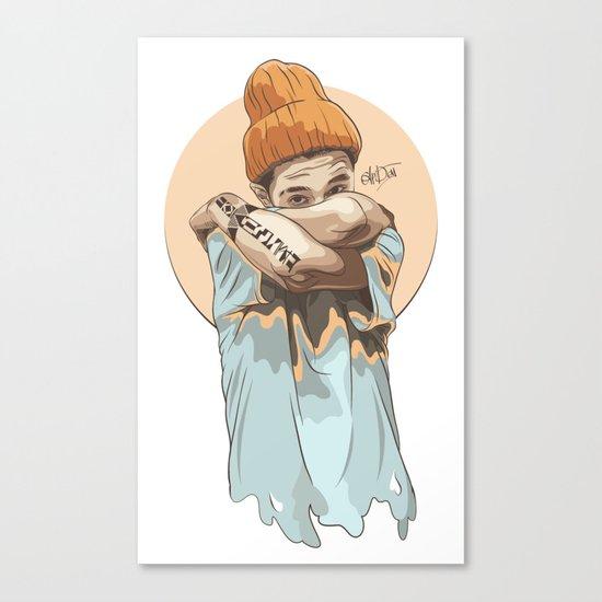 Swag boy Canvas Print
