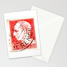 Ceasar Stamp Stationery Cards