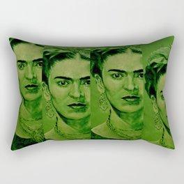 Frida Kahlo - Original Rectangular Pillow