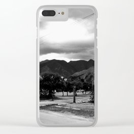 Merlo San Luis Clear iPhone Case
